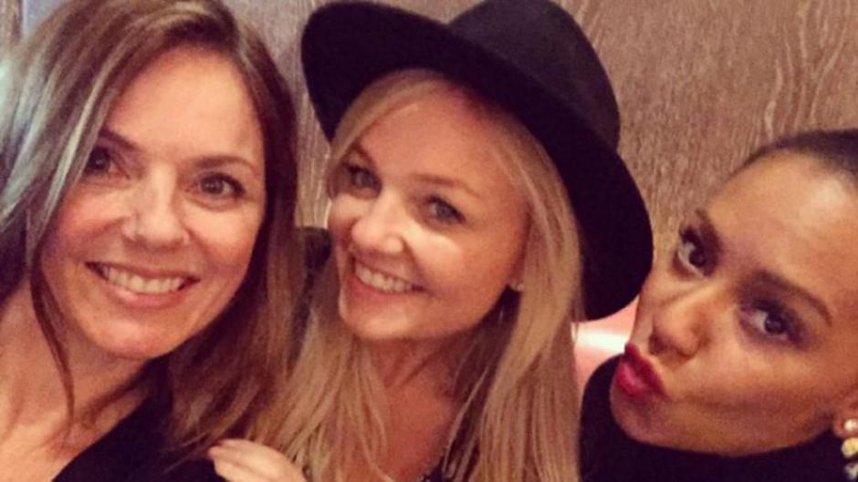 Вweb-сети возникла первая песня обновленных Spice Girls