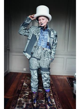 Коллекция Vivienne Westwood осень-зима 2014-15