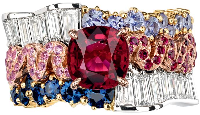 Экспертиза ELLE: кольцо Tresse, Soie Dior