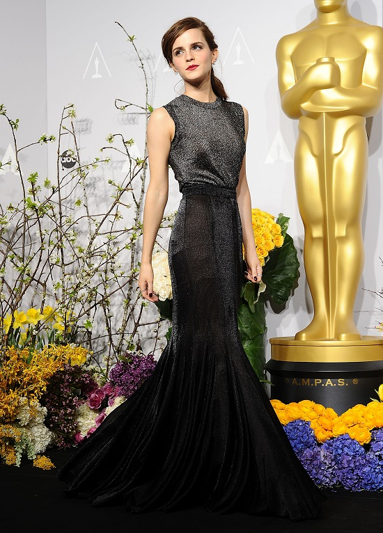 Vera Wang на церемонии «Оскар» в Лос-Анджелесе, 2014