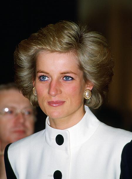Июль 1986, в королевском вертолете, Лондон