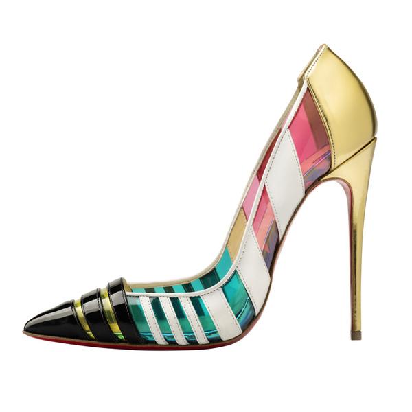 Ноги в руки: выбираем свою модную пару | галерея [1] фото [14]