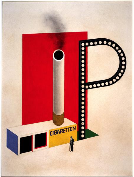 Выставка в музее Bauhaus-Archiv | галерея [1] фото [6]