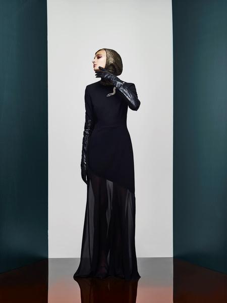 Хозяйка Медной горы: новая pre-fall коллекция A LA RUSSE Anastasia Romantsova | галерея [2] фото [3]