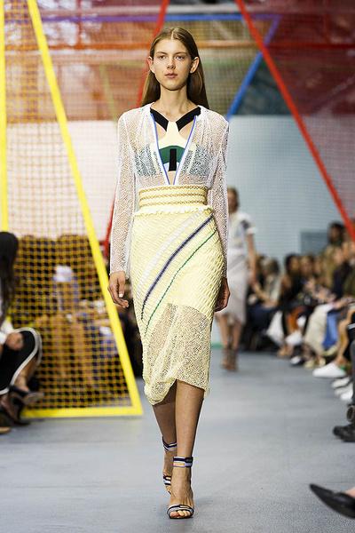 Неделя моды в Лондоне: день четвертый | галерея [3] фото [6]