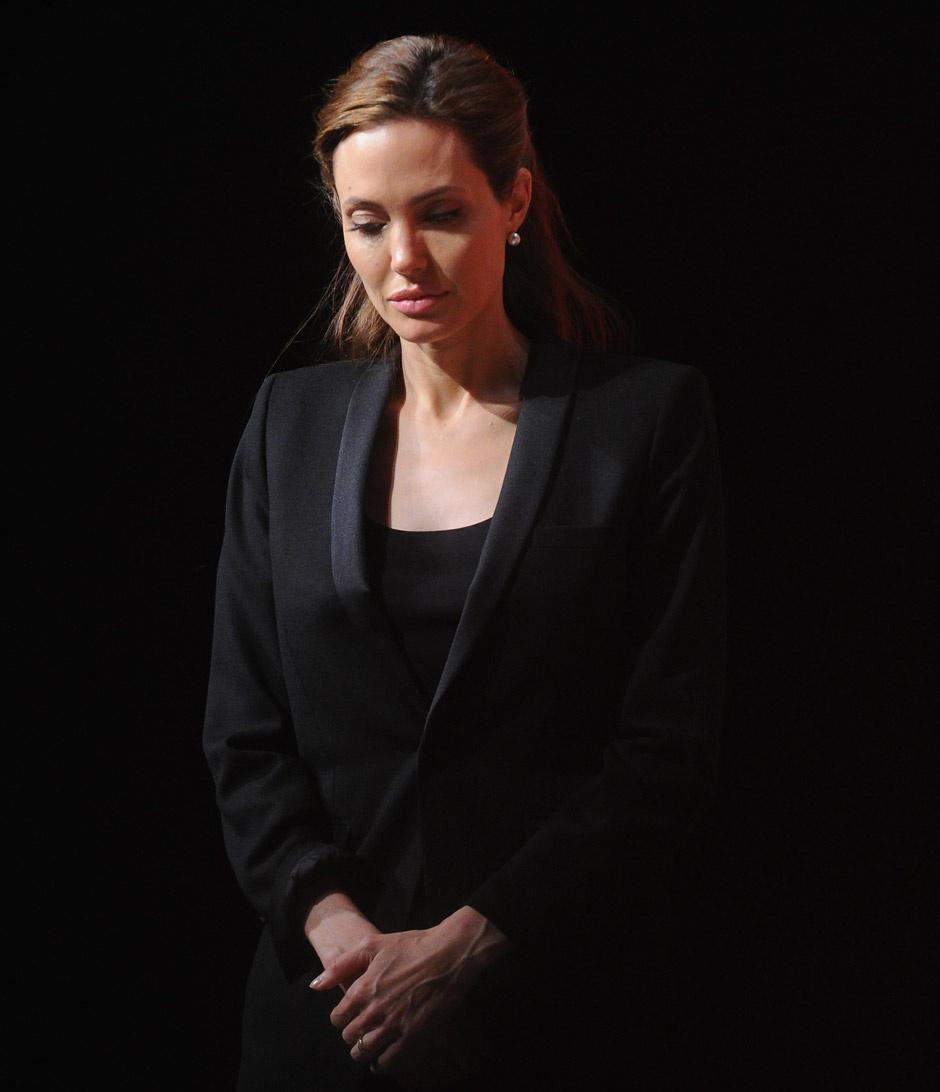 Стало известно содержание тайных аудиозаписей, обличающих Джоли