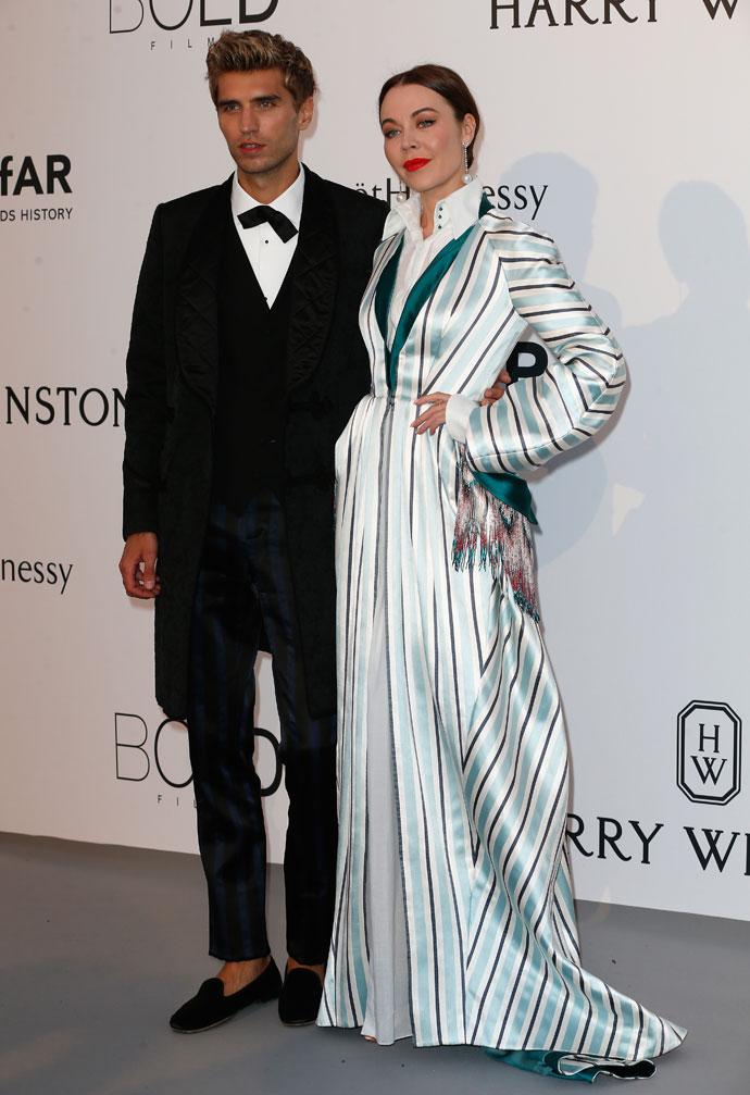 Фрол Буримский и Ульяна Сергеенко