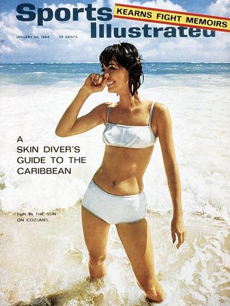 Опубликована обложка нового номера Sports Illustrated Swimsuit Issue | галерея [1] фото [52]