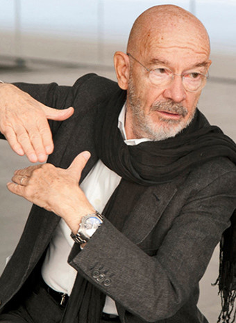 Выставка Марио Беллини A PASSION CALLED PROJECT пройдет в ЦДХ.