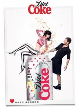 Marc Jacobs х Diet Coke