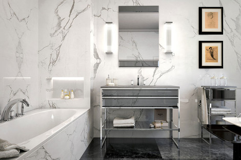 Новая коллекция мебели для ванной Academy от Oasis | галерея [1] фото [8]