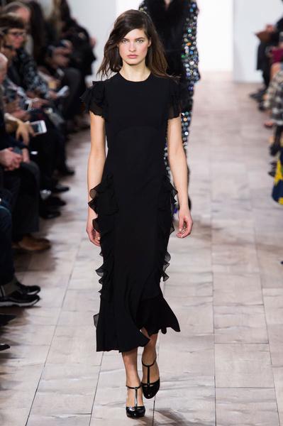 Показ Michael Kors на Неделе моды в Нью-Йорке | галерея [1] фото [8]