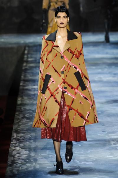 Показ Marc Jacobs на Неделе моды в Нью-Йорке | галерея [1] фото [32]