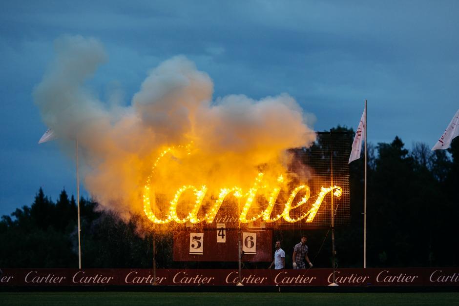 В России впервые прошел поло-турнир Cartier