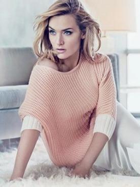 Кейт Уинслет в рекламе St. John весна-2012