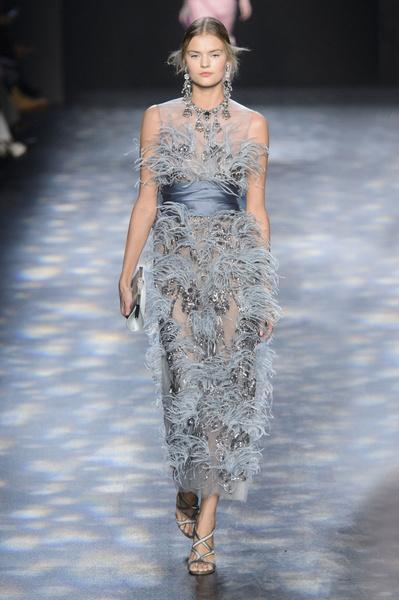 Самые красивые образы Недели моды в Нью-Йорке | галерея [1] фото [3]