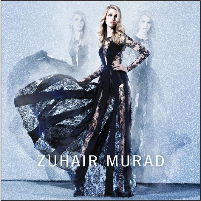 Вечернее платье от Zuhair Murad