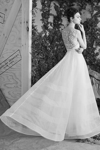 Лучшие коллекции Недели свадебной моды | галерея [7] фото [4]