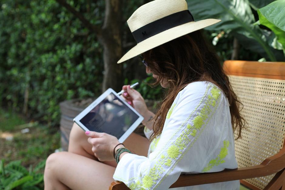 Samsung GALAXY Note 10.1 2014 Edition фото 2