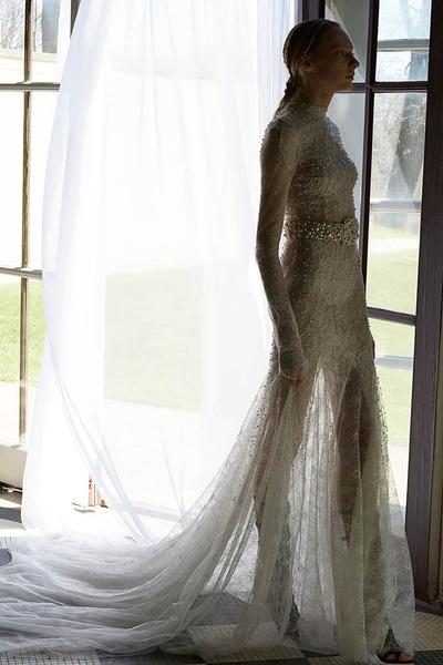 Лучшие коллекции Недели свадебной моды | галерея [4] фото [13]