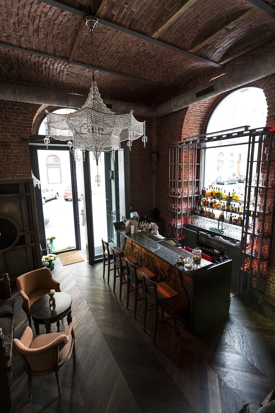 Ованес Погосян открывает новый ресторан Le'o в Вене