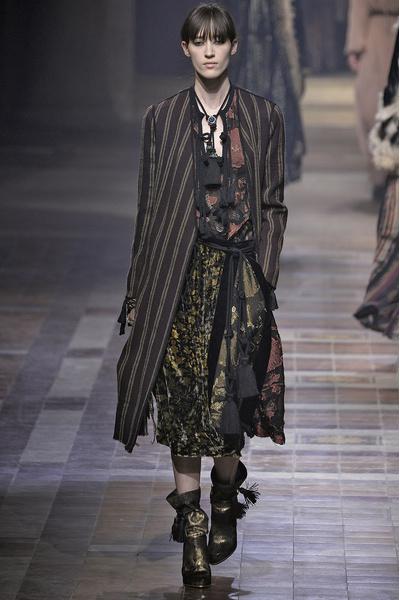 Показ Lanvin на неделе моды в Париже | галерея [1] фото [20]