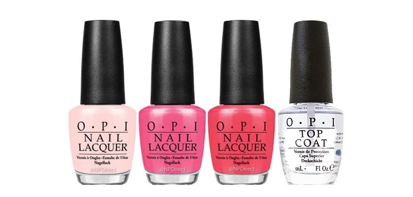 OPI Summer Picnic Pack
