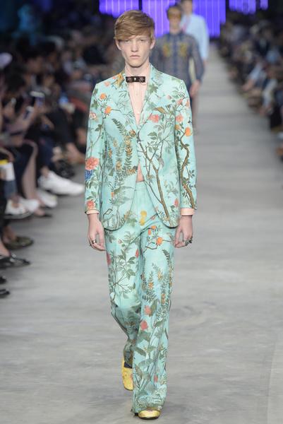 Неделя мужской моды в Милане: лучшие показы | галерея [1] фото [12]