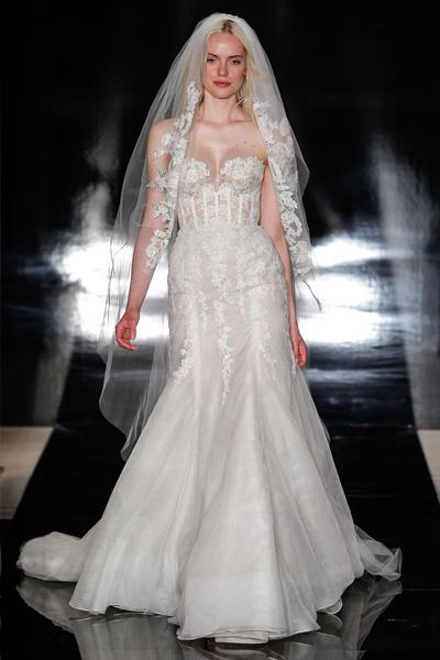 Лучшие коллекции Недели свадебной моды | галерея [8] фото [5]