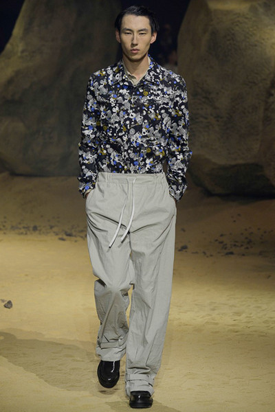 Неделя мужской моды в Париже: лучшие показы | галерея [5] фото [25]