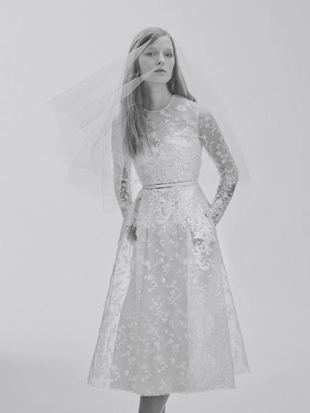 Лучшие коллекции Недели свадебной моды | галерея [12] фото [6]