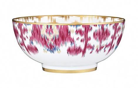 Новая коллекция посуды от Hermès | галерея [1] фото [5]