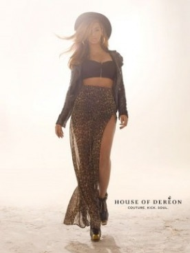 Бейонсе для House of Deréon
