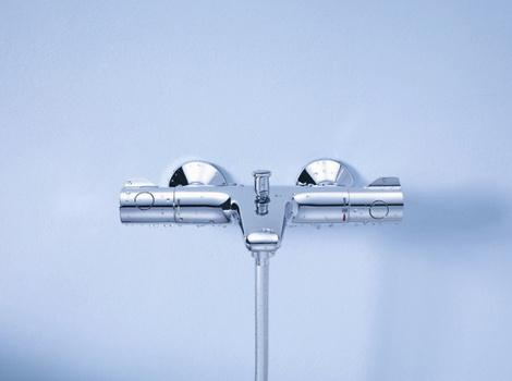 Новый термостат Grohtherm 1000 New | галерея [1] фото [2]