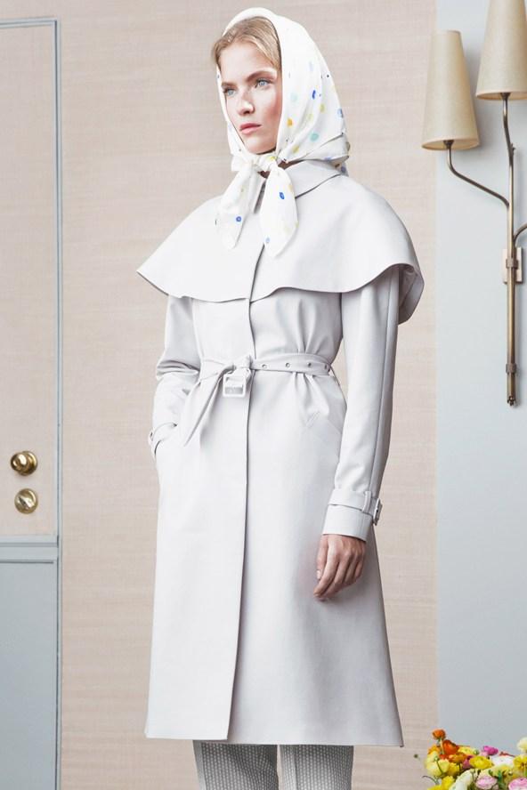 Модная одежда весна-лето 2014