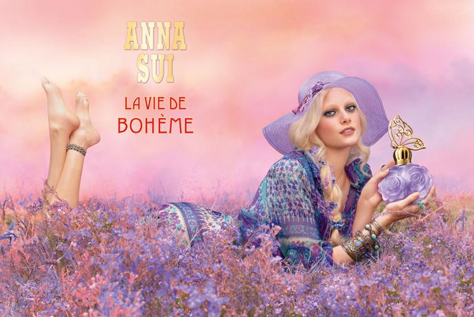 Аромат Anna Sui La Vie De Boheme