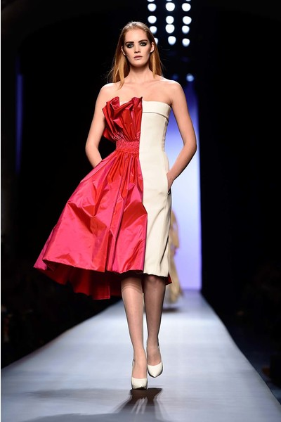 Показ Jean Paul Gaultier Couture | галерея [1] фото [41]