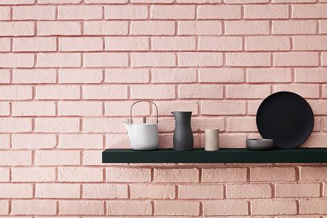В розовом цвете: Little Greene выпустила капсульную коллекцию красок Pink   галерея [1] фото [1]
