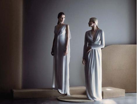 ЗАМУЖ НЕВТЕРПЕЖ: 10 самых красивых свадебных коллекций сезона | галерея [5] фото [6]