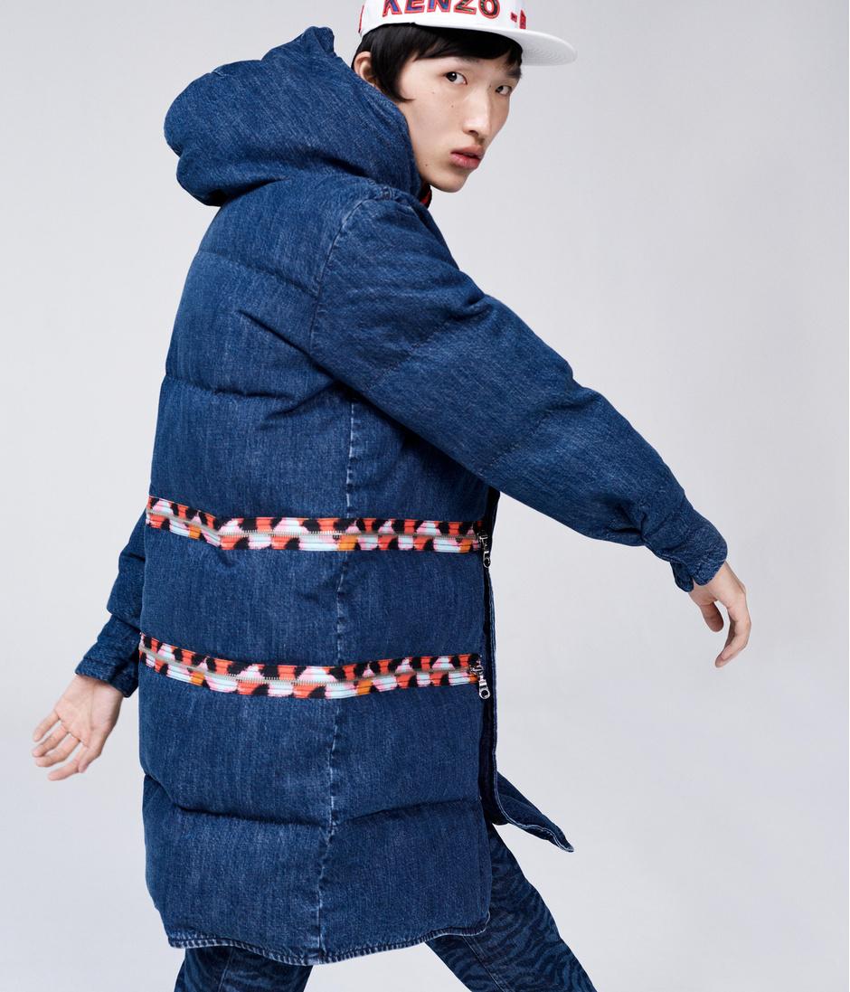 Полный лукбук коллекции Kenzo x H&M