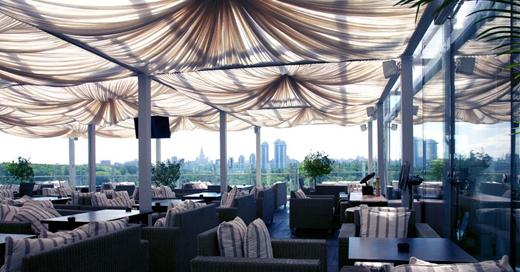 Ресторан и бар «Облака»