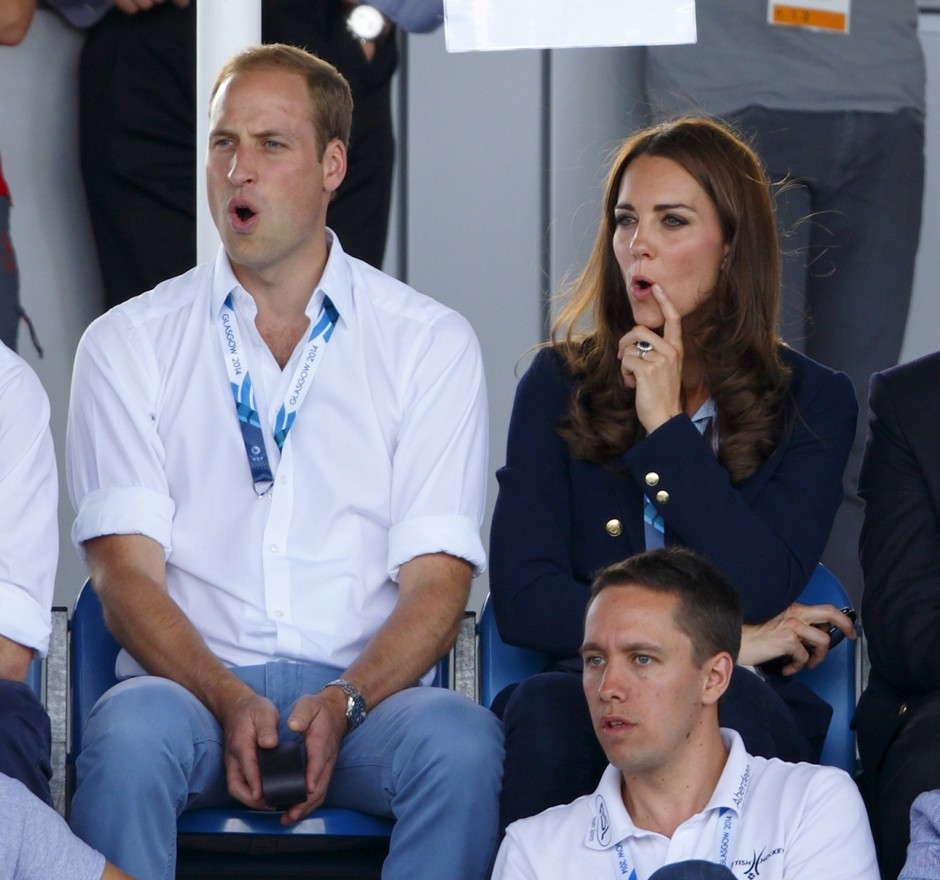 Герцог и герцогиня Кембриджские: фото