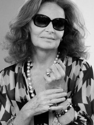 Диана фон Фюрстенберг – о русских женщинах и новой коллекции