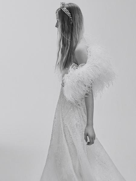 Лучшие коллекции Недели свадебной моды | галерея [12] фото [3]