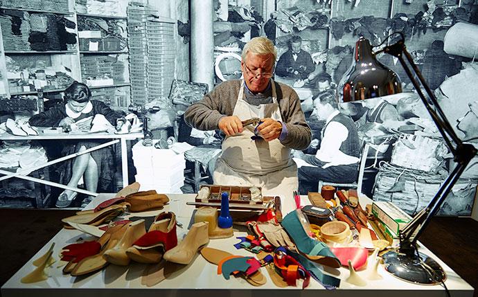 В Москве открылся флагманский бутик Salvatore Ferragamo