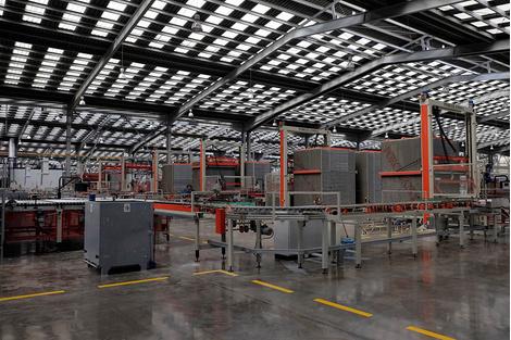 Испанский акцент: визит на фабрики Porcelanosa | галерея [1] фото [5]