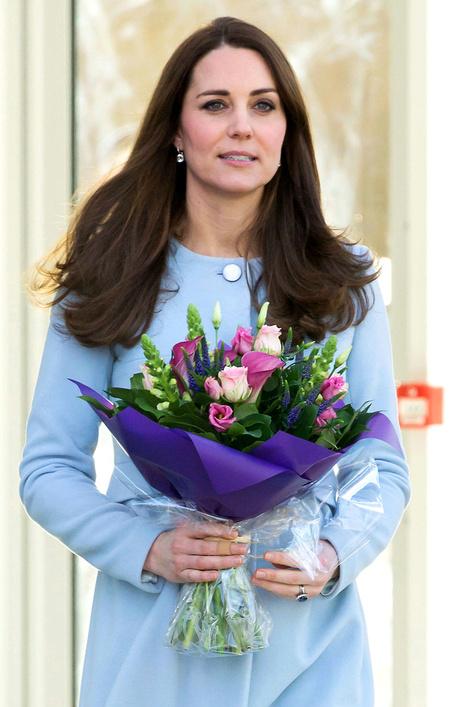 Беременная Герцогиня Кембриджская: фото