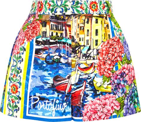 10 самых красивых вещей из коллекции Dolce & Gabbana Portofino | галерея [1] фото [3]