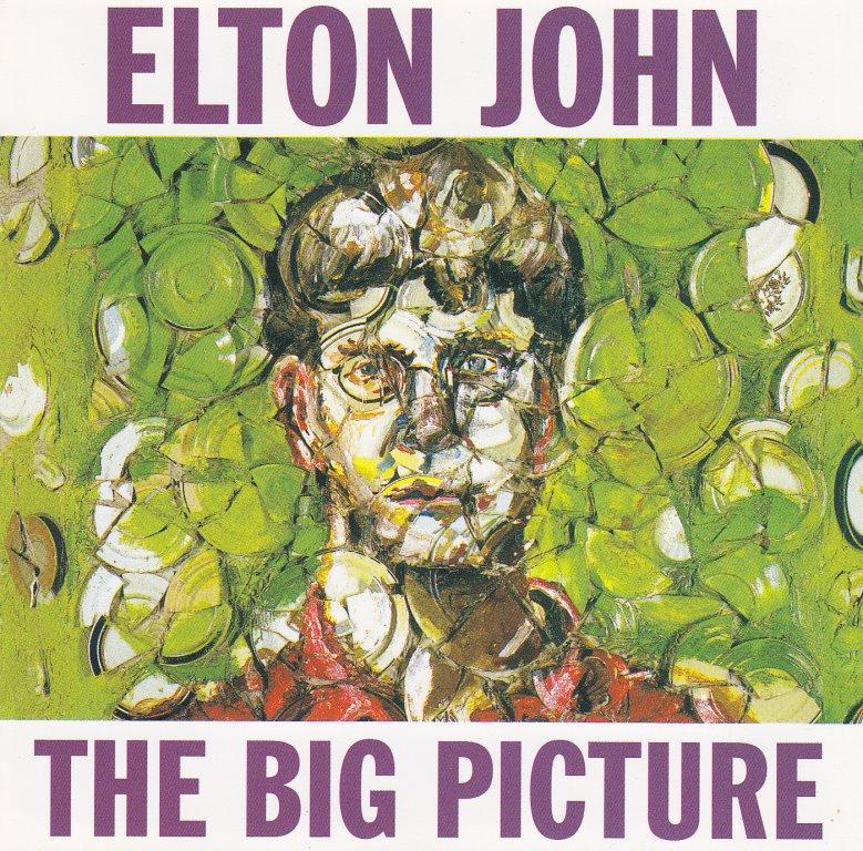Обложка альбома Элтона Джона «The big picture»
