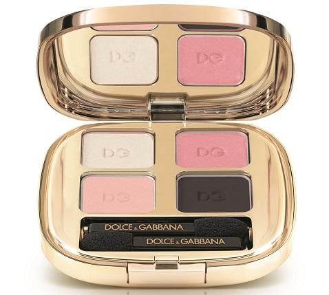 The Eyeshadow Quad Miss Dolce от Dolce & Gabbana